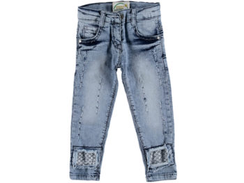 Детские модные джинсы 265090